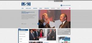 Extrait du site internet de l'USP